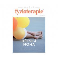 Umění Fyzioterapie Dětská noha (2 vydání)