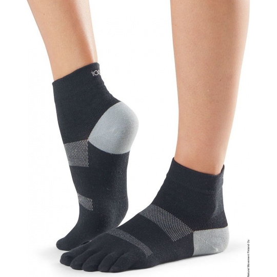 ToeSox Minnie Sport Perfdry Black