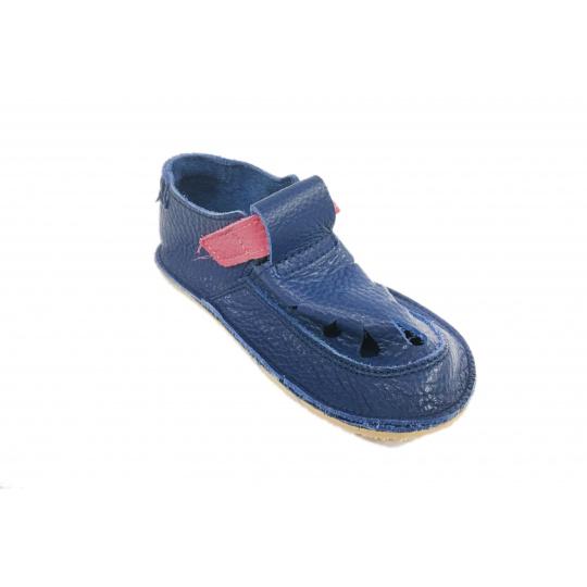 BabyBare Alsa tm. modré sandálky
