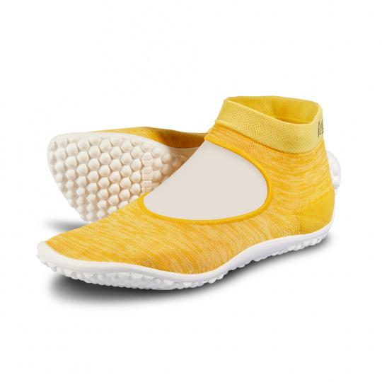 leguano ballerina žluté Velikost: S 38/39 - délka stélky 23,5 cm, šířka 9,3 cm