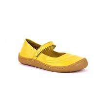 Froddo balerinka G3140095-3 yellow