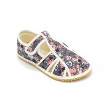 Jonap papuče srdíčka