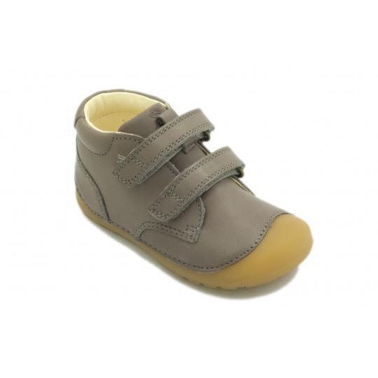 Bundgaard Dark Grey WS Petit Velcro