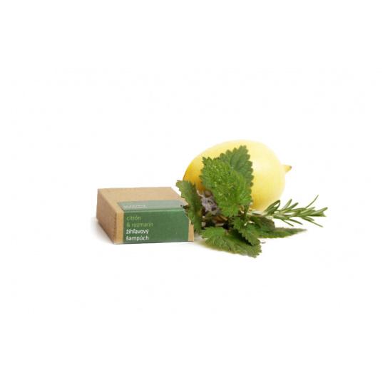 Ponio šampuch – citron a rozmarýn 30/60g