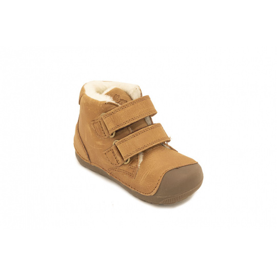 Bundgaard Petit Winter Mid Velcro brown on