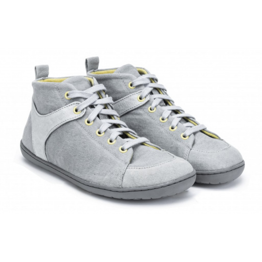 Mukishoes High-cut STONE