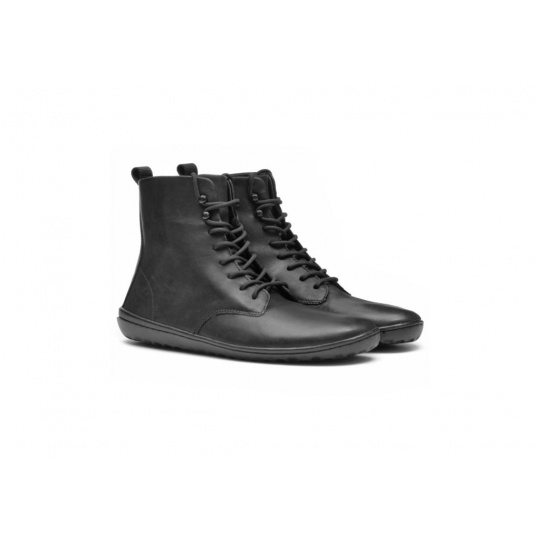 VivoBarefoot GOBI HI 2.0 L Leather Black