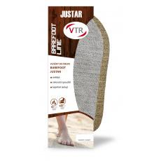Barefoot stélky Justar