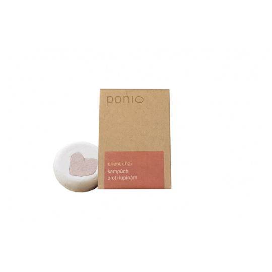 Ponio šampuch – Orient chai šampon proti lupúm 30g