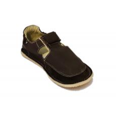 Zeazoo Robin boots hnědé