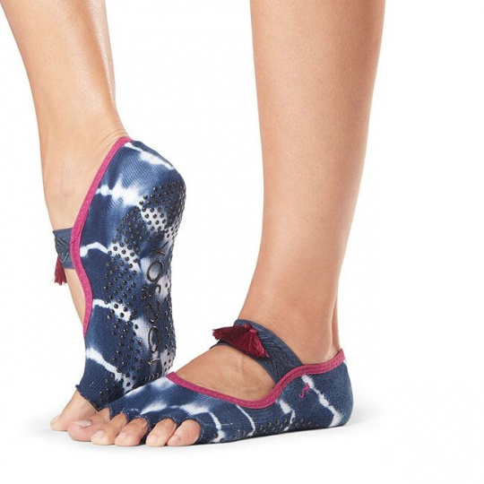 ToeSox Mia Cosmic Full Toe Grip