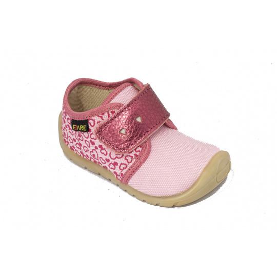 FareBare 5011452 plátěnky růžové