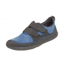 Sole Runner Puck Blue Black