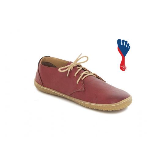 OKbarefoot  Liberty Red