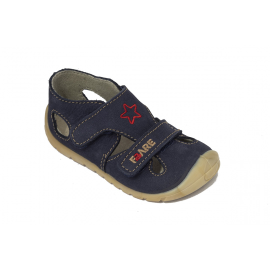 FareBare 5061202 sandálky modré