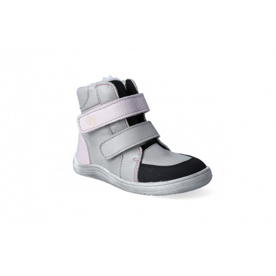 BabyBare Febo Winter ASF Grey/Pink