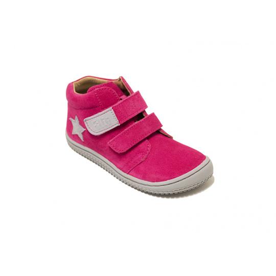 Filii Chameleon Velours Pink Velcro