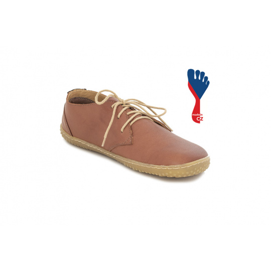 OKbarefoot  Liberty Brown