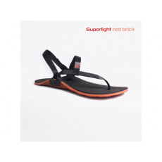 Bosky Shoes Super Light Red Black