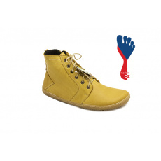 OKbarefoot  Devon Yellow