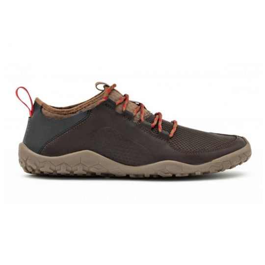 VivoBarefoot Primus Trek M DK Brown Leather