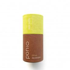 Ponio přírodní sodafree deodorant citrus