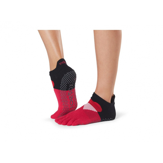ToeSox Low Rise Passion