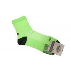 Ponožky zelené vysoké