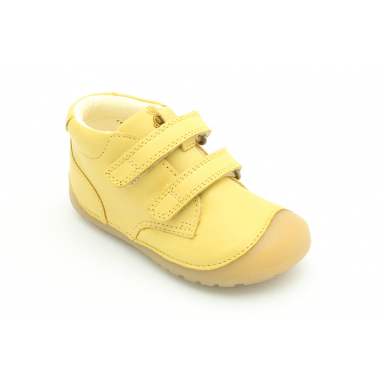 Bundgaard Peti Velcro Yellow WS