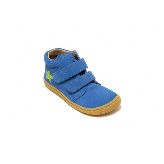 Filii Chameleon Velours Electric blue velcro