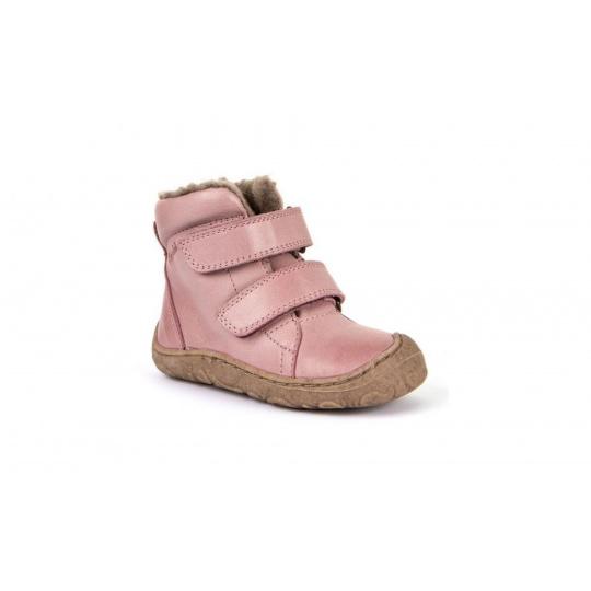 Froddo zimní Pink G2110077-6