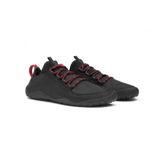 VivoBarefoot Primus Trek M Leather DK Black
