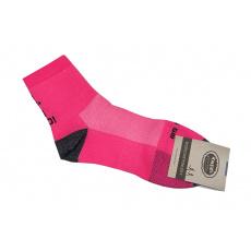 Ponožky Růžové GO!