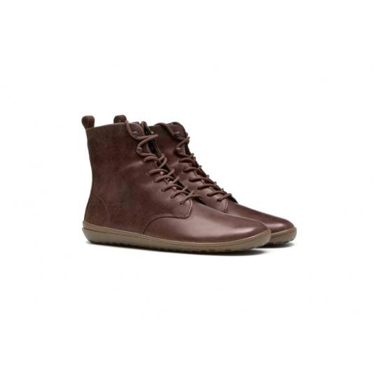 VivoBarefoot GOBI HI 2.0 L Leather Brown