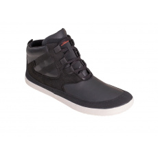 Sole Runner Naiad Black Leather
